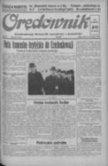 Orędownik: ilustrowany dziennik narodowy i katolicki 1938.09.21 R.68 Nr217
