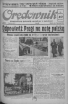 Orędownik: ilustrowany dziennik narodowy i katolicki 1938.09.27 R.68 Nr222