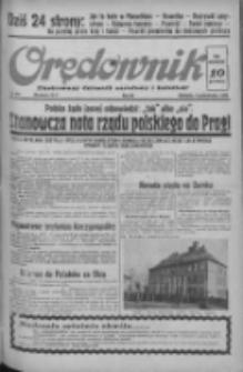Orędownik: ilustrowany dziennik narodowy i katolicki 1938.10.02 R.68 Nr227