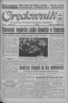 Orędownik: ilustrowany dziennik narodowy i katolicki 1938.10.14 R.68 Nr237