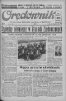 Orędownik: ilustrowany dziennik narodowy i katolicki 1938.10.19 R.68 Nr241