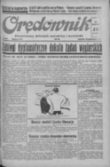 Orędownik: ilustrowany dziennik narodowy i katolicki 1938.10.20 R.68 Nr242