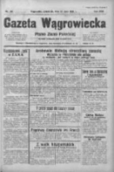 Gazeta Wągrowiecka: pismo ziemi pałuckiej 1938.07.28 R.18 Nr170