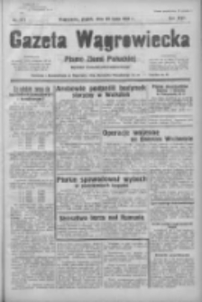 Gazeta Wągrowiecka: pismo ziemi pałuckiej 1938.07.29 R.18 Nr171