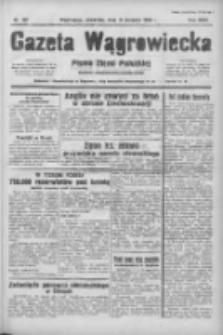 Gazeta Wągrowiecka: pismo ziemi pałuckiej 1938.08.18 R.18 Nr187