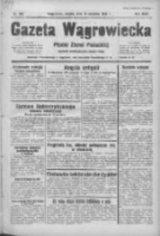 Gazeta Wągrowiecka: pismo ziemi pałuckiej 1938.08.19 R.18 Nr188