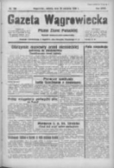 Gazeta Wągrowiecka: pismo ziemi pałuckiej 1938.08.20 R.18 Nr189