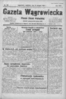 Gazeta Wągrowiecka: pismo ziemi pałuckiej 1938.08.21 R.18 Nr190