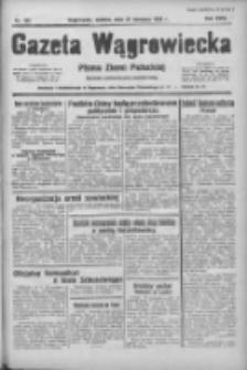 Gazeta Wągrowiecka: pismo ziemi pałuckiej 1938.08.27 R.18 Nr195