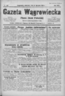 Gazeta Wągrowiecka: pismo ziemi pałuckiej 1938.08.28 R.18 Nr196