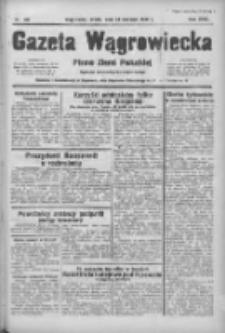 Gazeta Wągrowiecka: pismo ziemi pałuckiej 1938.08.31 R.18 Nr198