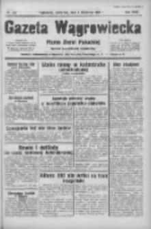 Gazeta Wągrowiecka: pismo ziemi pałuckiej 1938.09.01 R.18 Nr199