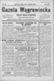 Gazeta Wągrowiecka: pismo ziemi pałuckiej 1938.09.09 R.18 Nr206