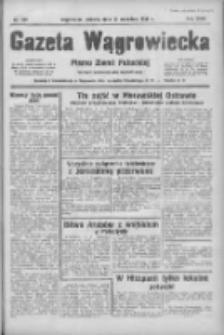 Gazeta Wągrowiecka: pismo ziemi pałuckiej 1938.09.10 R.18 Nr207
