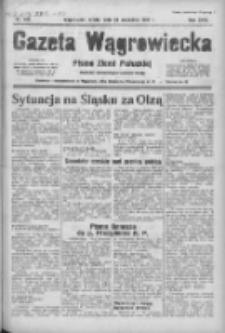 Gazeta Wągrowiecka: pismo ziemi pałuckiej 1938.09.28 R.18 Nr222