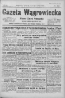 Gazeta Wągrowiecka: pismo ziemi pałuckiej 1938.09.29 R.18 Nr223