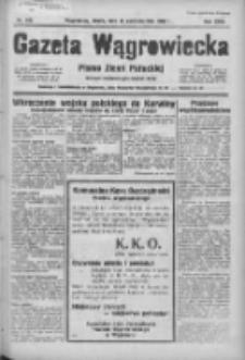 Gazeta Wągrowiecka: pismo ziemi pałuckiej 1938.10.12 R.18 Nr234