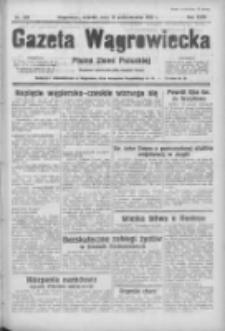 Gazeta Wągrowiecka: pismo ziemi pałuckiej 1938.10.18 R.18 Nr239