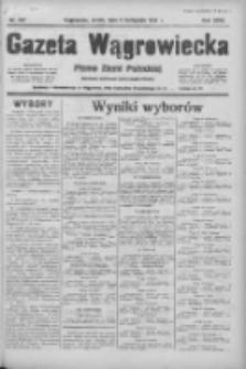 Gazeta Wągrowiecka: pismo ziemi pałuckiej 1938.11.09 R.18 Nr257