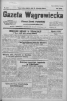 Gazeta Wągrowiecka: pismo ziemi pałuckiej 1938.11.18 R.18 Nr264
