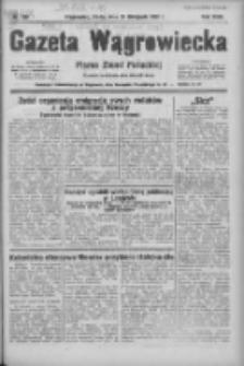 Gazeta Wągrowiecka: pismo ziemi pałuckiej 1938.11.23 R.18 Nr268