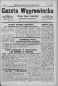 Gazeta Wągrowiecka: pismo ziemi pałuckiej 1938.11.24 R.18 Nr269