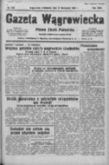 Gazeta Wągrowiecka: pismo ziemi pałuckiej 1938.11.27 R.18 Nr272