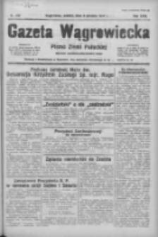 Gazeta Wągrowiecka: pismo ziemi pałuckiej 1938.12.03 R.18 Nr277