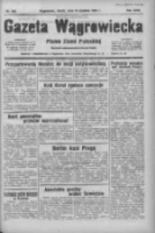 Gazeta Wągrowiecka: pismo ziemi pałuckiej 1938.12.14 R.18 Nr285
