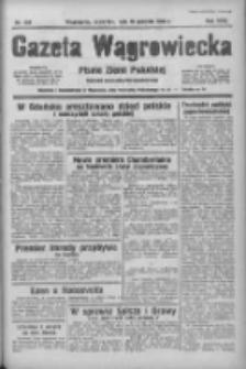 Gazeta Wągrowiecka: pismo ziemi pałuckiej 1938.12.15 R.18 Nr286