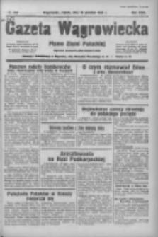 Gazeta Wągrowiecka: pismo ziemi pałuckiej 1938.12.16 R.18 Nr287