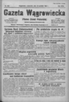 Gazeta Wągrowiecka: pismo ziemi pałuckiej 1938.12.22 R.18 Nr292