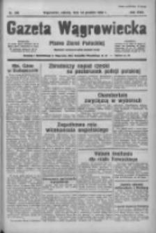 Gazeta Wągrowiecka: pismo ziemi pałuckiej 1938.12.24 R.18 Nr294