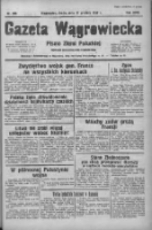 Gazeta Wągrowiecka: pismo ziemi pałuckiej 1938.12.28 R.18 Nr296