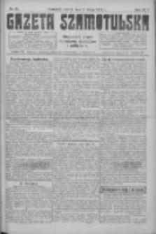Gazeta Szamotulska: niezależne pismo narodowe, społeczne i polityczne 1924.02.19 R.3 Nr22
