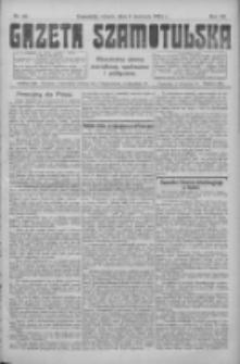 Gazeta Szamotulska: niezależne pismo narodowe, społeczne i polityczne 1924.04.08 R.3 Nr43