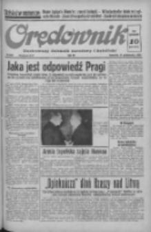 Orędownik: ilustrowany dziennik narodowy i katolicki 1938.10.27 R.68 Nr248