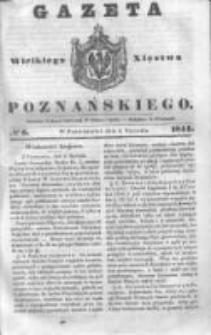 Gazeta Wielkiego Xięstwa Poznańskiego 1844.01.08 Nr6