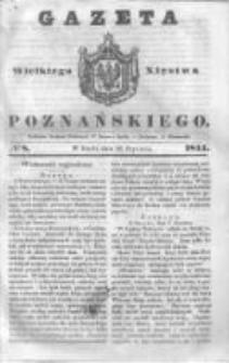 Gazeta Wielkiego Xięstwa Poznańskiego 1844.01.10 Nr8