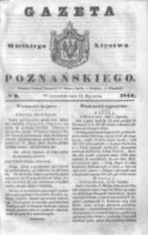 Gazeta Wielkiego Xięstwa Poznańskiego 1844.01.11 Nr9