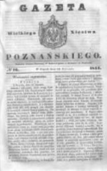 Gazeta Wielkiego Xięstwa Poznańskiego 1844.01.19 Nr16