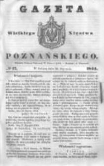 Gazeta Wielkiego Xięstwa Poznańskiego 1844.01.20 Nr17
