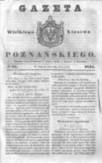 Gazeta Wielkiego Xięstwa Poznańskiego 1844.01.26 Nr22