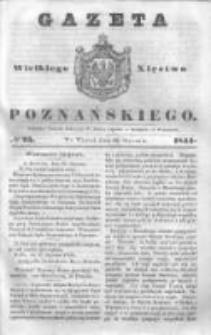 Gazeta Wielkiego Xięstwa Poznańskiego 1844.01.30 Nr25