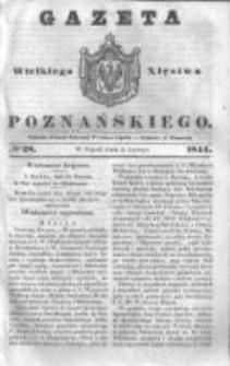 Gazeta Wielkiego Xięstwa Poznańskiego 1844.02.02 R.28