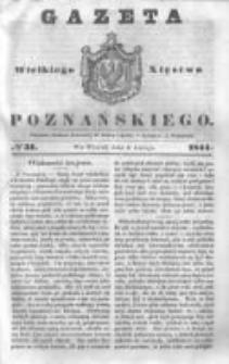 Gazeta Wielkiego Xięstwa Poznańskiego 1844.02.06 Nr31