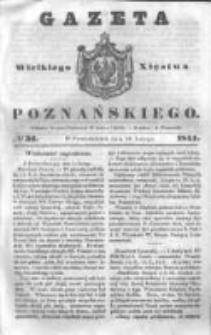 Gazeta Wielkiego Xięstwa Poznańskiego 1844.02.12 Nr36