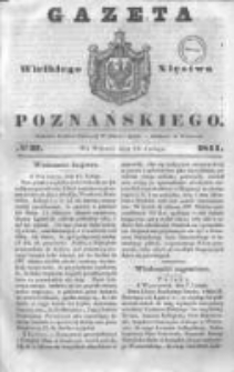 Gazeta Wielkiego Xięstwa Poznańskiego 1844.02.13 Nr37