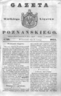 Gazeta Wielkiego Xięstwa Poznańskiego 1844.02.15 Nr39