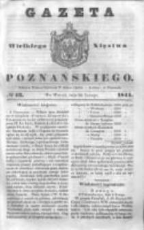 Gazeta Wielkiego Xięstwa Poznańskiego 1844.02.20 Nr43